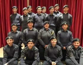 Dursley Cadets Celebrating Blue Wings