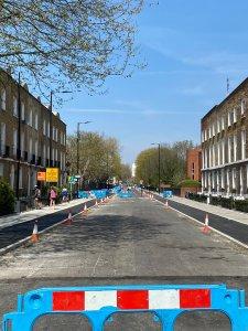 Queensbridge Road Hackney
