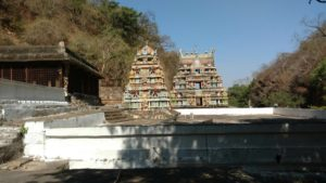 Ahobilam temple Vimana Gopuram