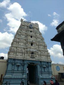 DD 61 - Sri Bhaktha Vatsala Perumal Temple rajagopuram