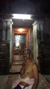 DD31- Thirunangur main entrance