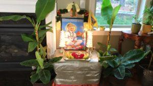 Nov 7th - Full Day Seva-Morning Hanuman