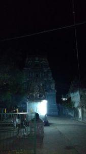 DD 40 - Thiru Devanaar Thogai Temple Raja Gopuram