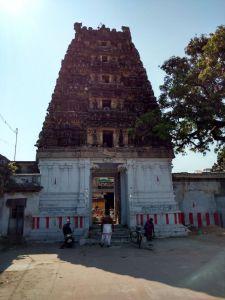 DD 48 - Sri Pavala Vannar Temple Rajagopuram