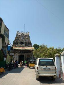 DD 50 - Sri Adikeshava Perumal Temple Rajagopuram