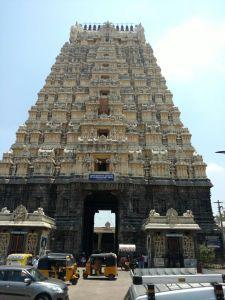 DD 58 Rajagopuram