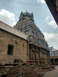 DD 72 - Vimana Gopuram