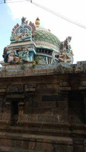 DD32 Vimana Gopuram
