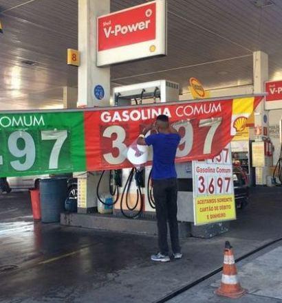 Aumento nos combustíveis chega aos postos de Belo Horizonte e gera indignação em motoristas