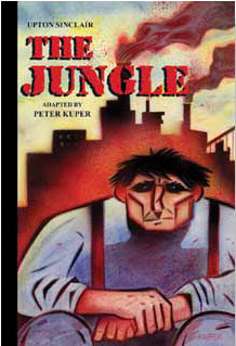 the variation of characters in upton sinclairs english the jungle The jungle, by upton sinclair, became an instant classic in 1906, and has become possibly one of the most referenced books in history and political science classrooms all over the united states, according to dustin labarge (labarge para1).