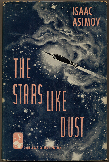 Book Review The Stars Like Dust By Isaac Asimov