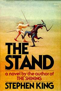 Book Review - The Stand by Stephen King