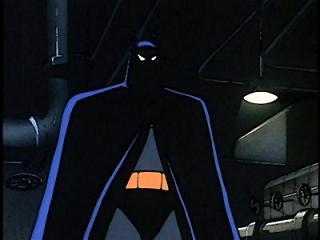 Authentic Batman Style