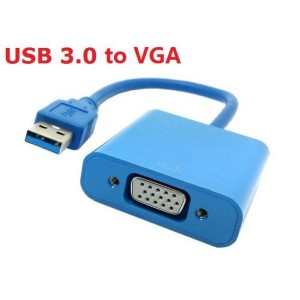 USB to VGA Display adapter converter1