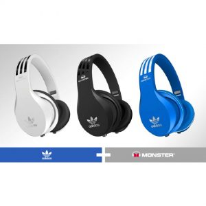 Adidas headphone