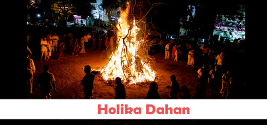 Holika Dahan Katha - Puja Vidhi in Hindi