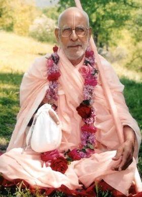 Sri Srimadi Bhaktivedhanta Narayana Gosvami Maharaja
