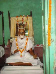 Bhajana -kutira de Jagannatha Dasa, em Navadvipa