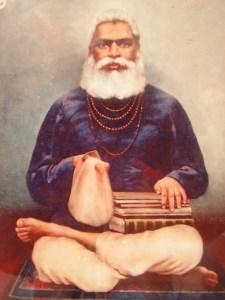 Bhaktivinoda Thakura recebeu instruções valiosas sobre o serviço devocional puro de Jagannatha Dasa Babaji