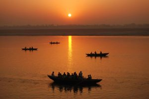 A bela Ganga Devi