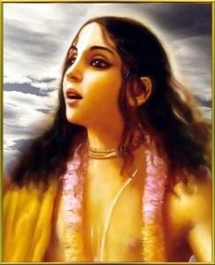 Sri Caitanya Mahaprabhu concede todas as bençãos