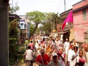 Parikrama em Koladvipa