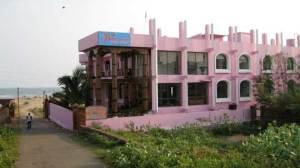 Sri Damodar Gaudiya Matha- templo em Puri