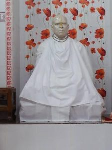 Samadhi de Srila Bhaktivinoda Thakura em Godrumadvipa