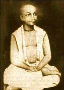"""""""Eu sou o dukhi Narotama, o infeliz Narotama. Eu sou uma pessoa imprestável e inútil. Mas sou beneficiado pela misericórdia de Srila Jiva Gosvami e quero fazer bhajana para Krsna, potanto, tenha misericórdia de mim."""""""