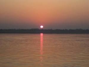 Rio Ganges (manifestação de Ganga Devi)