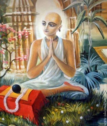 Gopal Bhatta não era apenas um excelente servo de Caitanya Mahaprabhu, mas também possuía grande conhecimento