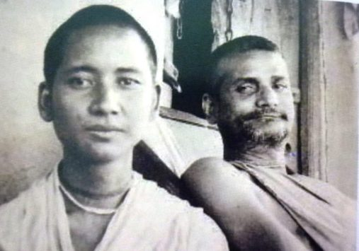 Srila Bhakti Prajnana Kesava Gosvami Maharaja e Ananga-mohan Prabhu
