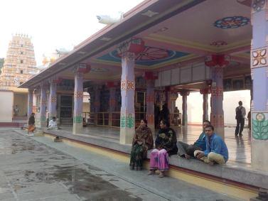 Chitra van- local onde o Senhor Rama matou a demônia Tadaka.