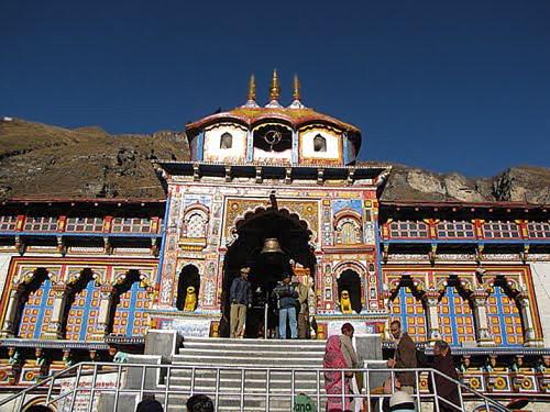 Templo de Sri Bhadri-Narayana