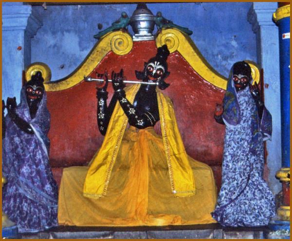 Deidade de Tota- Gopinatha