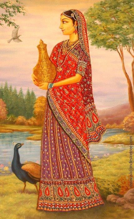 Srimati Gangamata Gosvamini