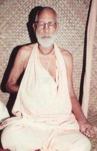 Srila Narayana Gosvami Maharaja