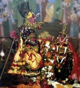 Deidade de Radha-Vinoda
