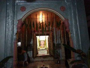 Bhajana-kutira em Vrindavana