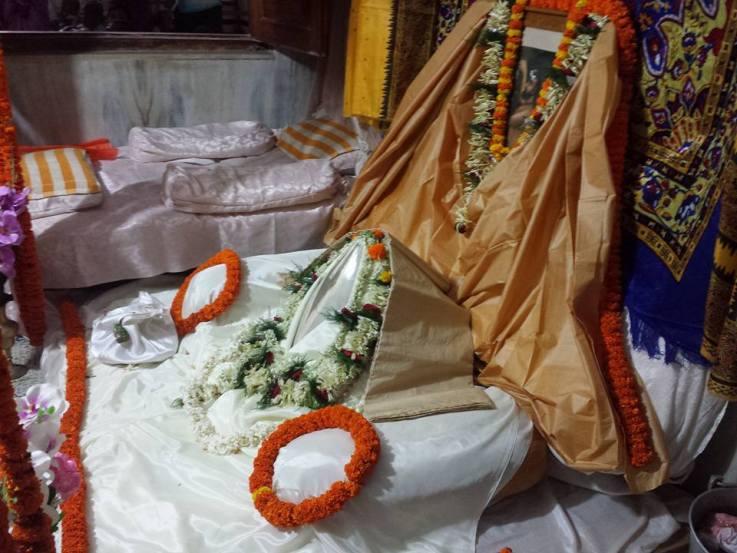 Bhajana Kutir e Samadhi de Srila Haridasa Thakura, Jaganntha Puri, 27.09.2015