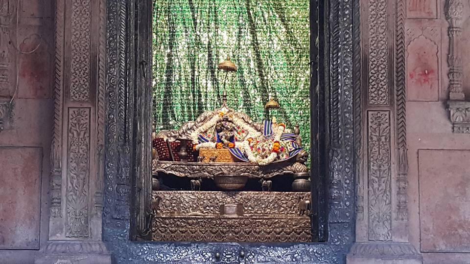 Sri Sri Radha Ramana: Sri Vraja-Mandala 2016