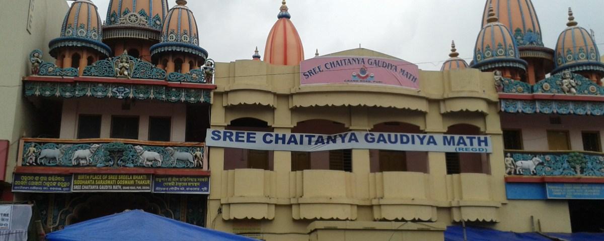 Sri Chaitanya Gaudiya Matha