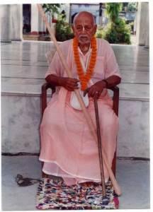 Śrī Śrīmad Bhaktivedānta Trivikrama Mahārāja