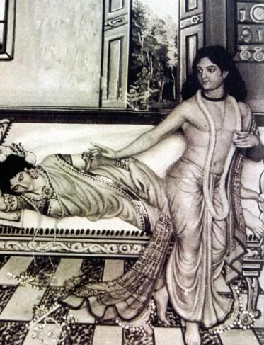 vishnupriya chaitanya mahaprabhu