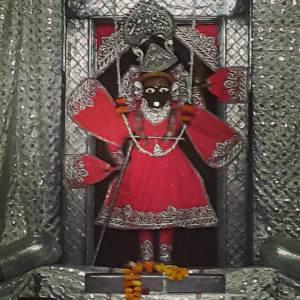 Darsan de Hari deva no Manasi Ganga, em 11.11.2015 no Vraja-mandala Parikrama.