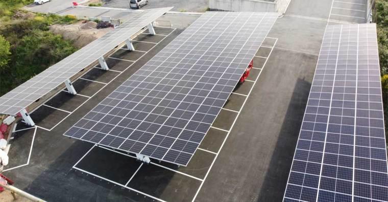 CIRCONTROL APUESTA POR LAS ENERGÍAS RENOVABLES COMO FUENTE PARA RECARGAR LOS VEHÍCULOS ELÉCTRICOS EN SU NUEVA NAVE