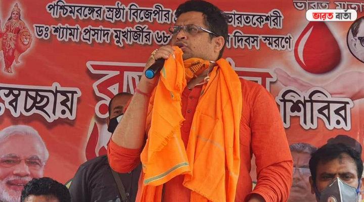 Photo of [ Exclusive Interview ] মানুষের হাতে লন্ঠন ধরিয়ে দিয়েছে : বিজেপি সাংসদ  সৌমিত্র খাঁ
