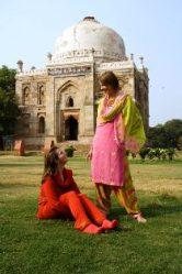Vera Tatiana touring india