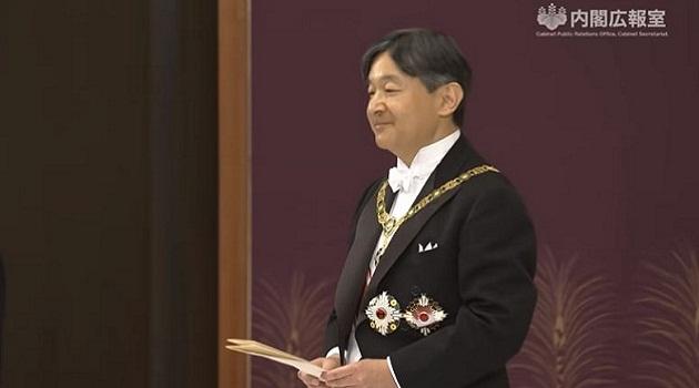 नारोहितो जापान के नए राजा बन गए हैं.