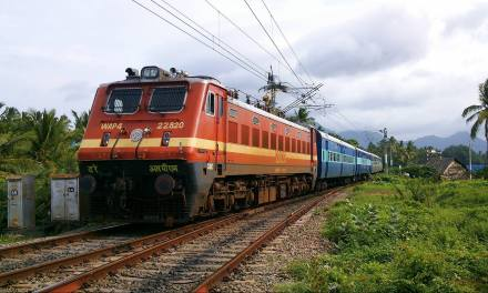 Indian Railways Fetches Rs 3,000 Crore From Scrap e-auction